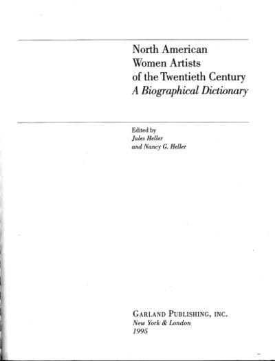 N.AmericanArtists2
